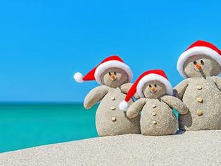 Christmas Holiday Hours