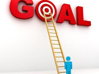 Goal Setting Success - Step 3