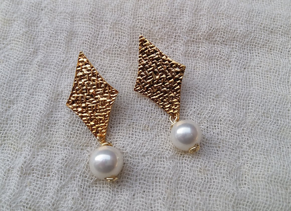 White Pearls - Perles Blanches