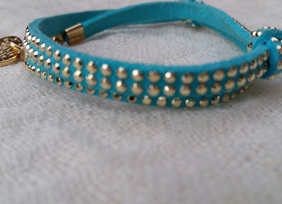 Blue Fashion Bracelet - Bracelets de mode bleu