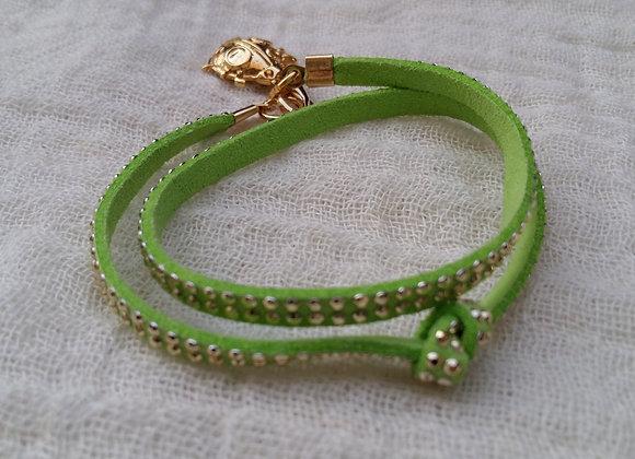 Green Fashion Bracelet - Bracelet de mode vert