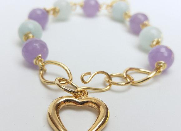 Bracelet Jade Stones- Jade Pierres
