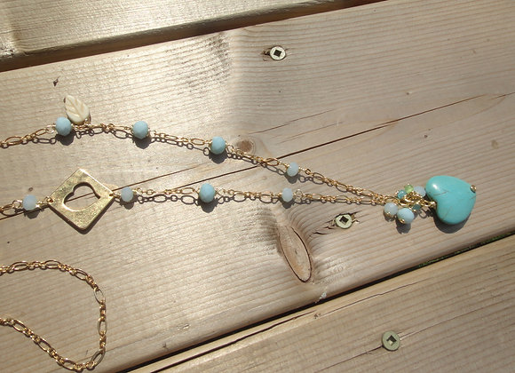 Turquoise Love - Amour Turquoise