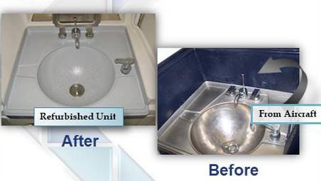 Refurbished Sink