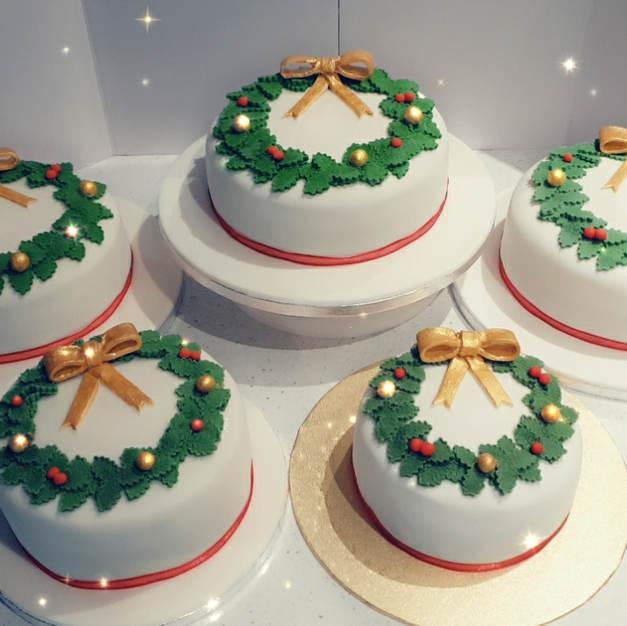 Traditional Christmas Fruitcake