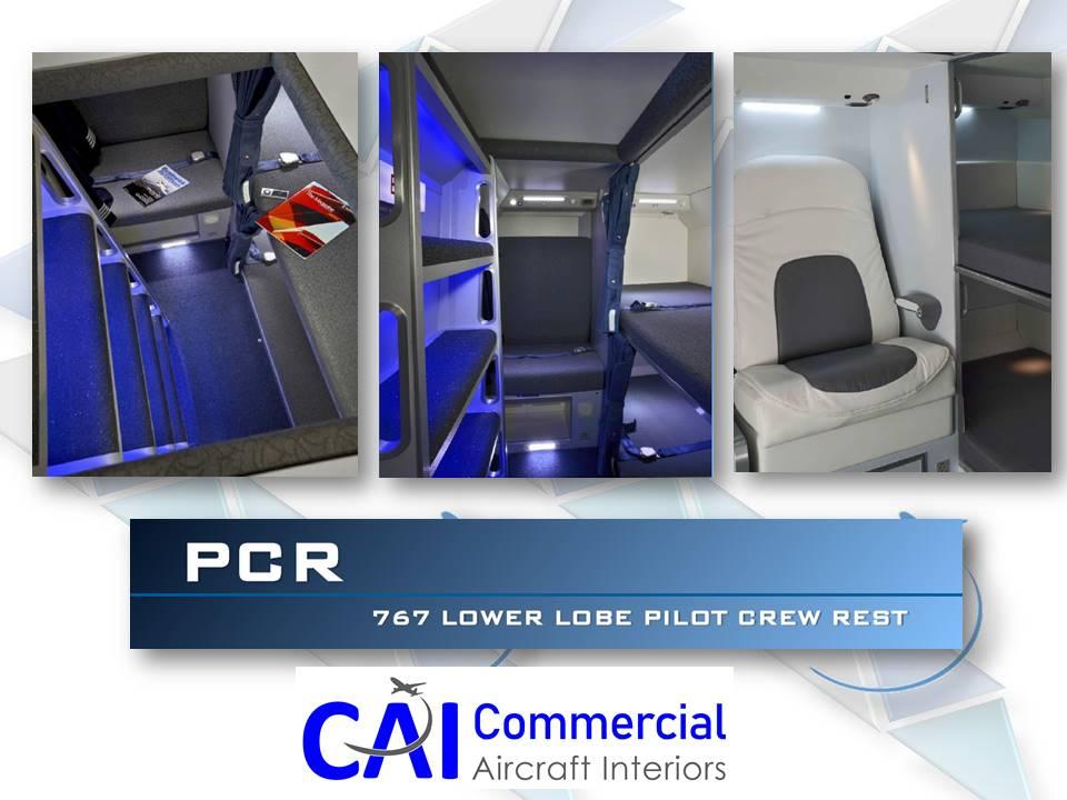 LCR - Crew Rest