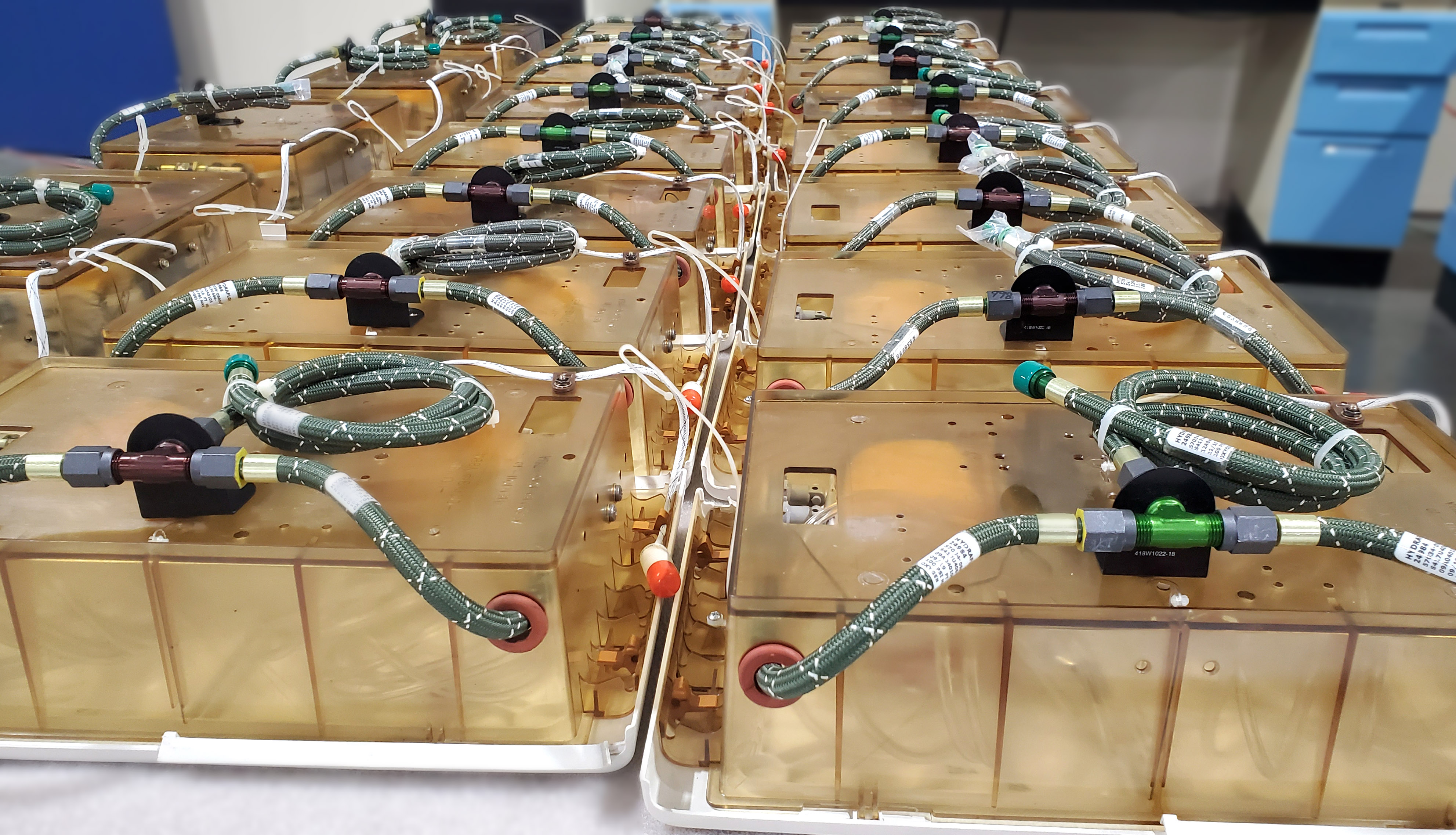 Oxygen Boxes
