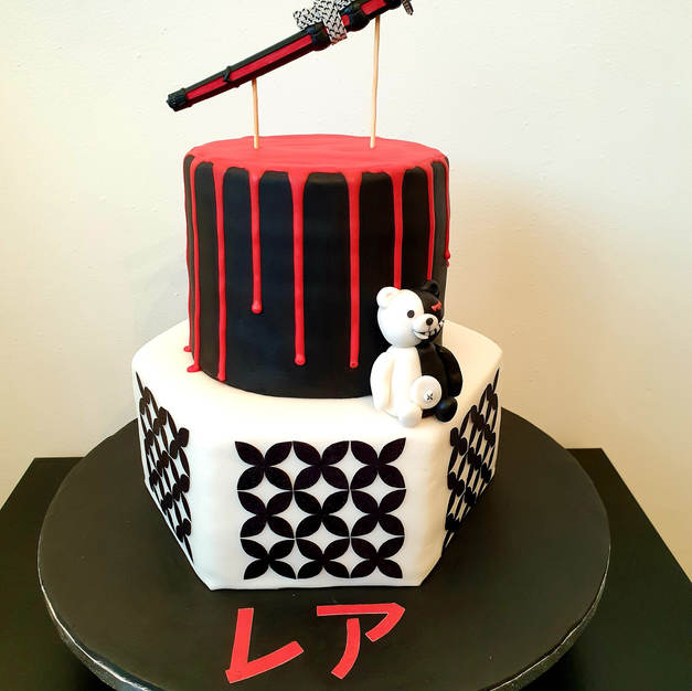 Japanese Inspried Cake