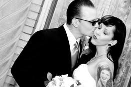 Wedding Couple, Victoria Wedding Chapel, Waterford