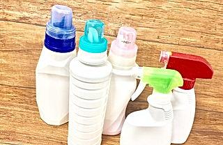 洗剤用ボトル
