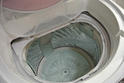 洗濯槽の裏側 落とし方