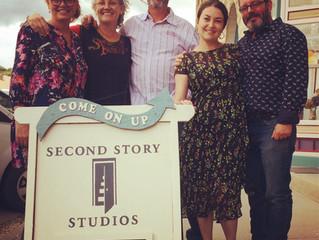 Second Story Studios in open!