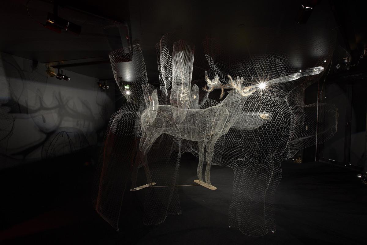 Astralis-cerf transfiguré