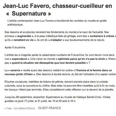 ARTICLE OUEST FRANCE -Sables d'olonne.jp