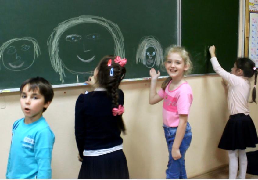 """конкурс """"Нарисуй учителя"""""""