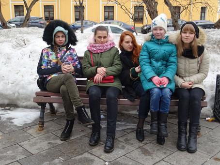 Литературная Москва