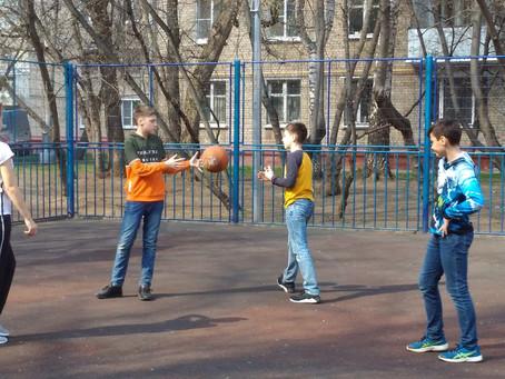 Неделя спорта: баскетбол