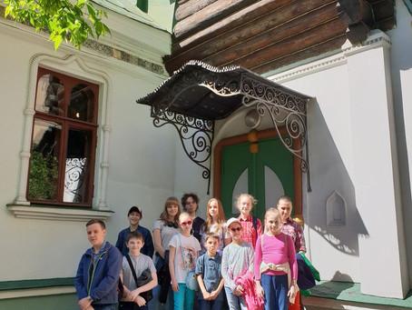 дом-музей В.М. Васнецова.