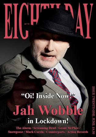 Eighth Day Magazine Issue Twenty-one Cov