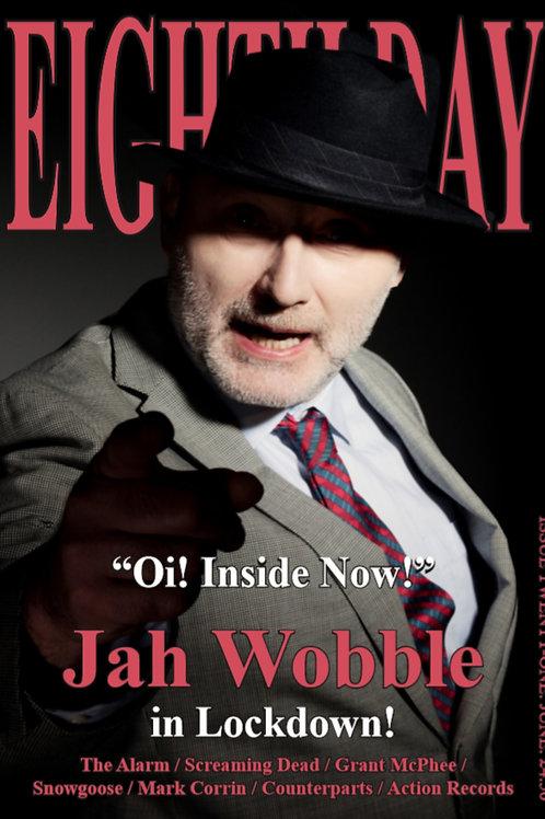 Eighth Day Magazine Issue Twenty-one (Physical).