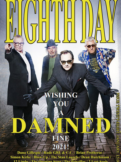 Eighth Day Magazine Issue Twenty-eight (eMag).