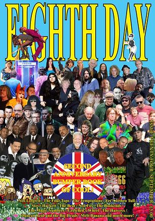 Eighth Day Magazine Issue Twenty-four co