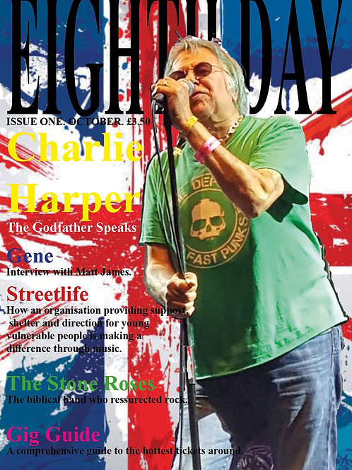 Eighth Day Magazine - Issue One (eMag)