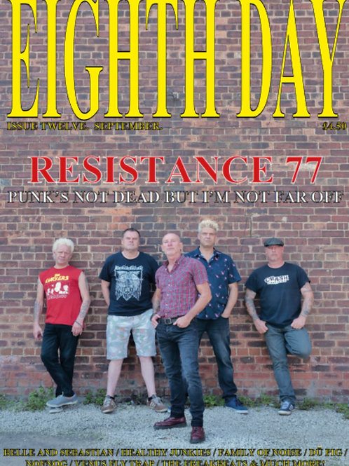 Eighth Day Magazine Issue Twelve (Physical)
