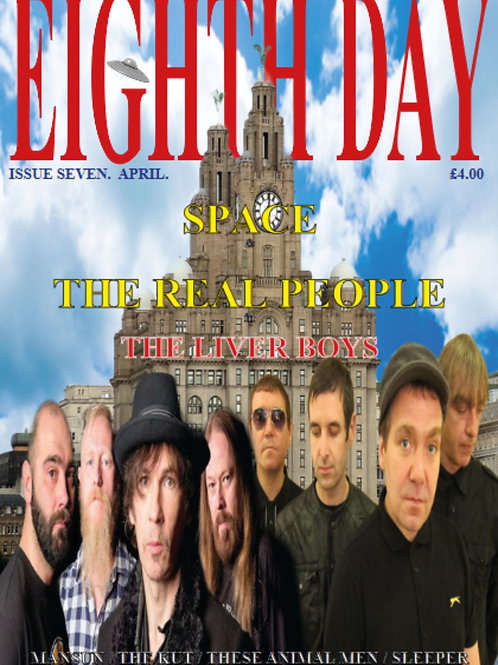 Eighth Day Magazine - Issue Seven (Physical)