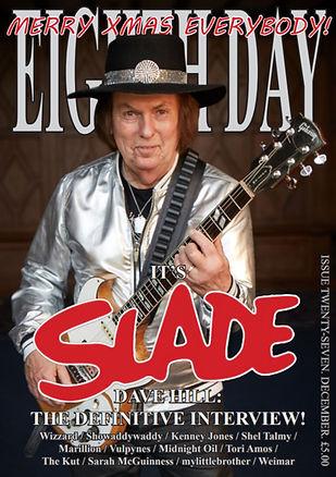 Eighth Day Magazine Issue Twenty-seven c