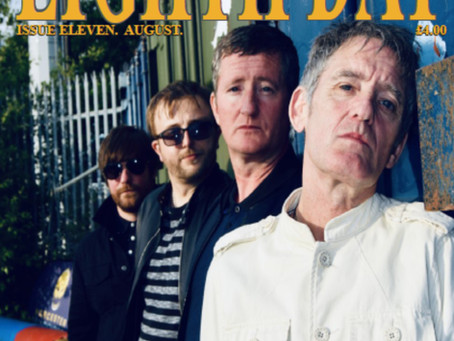 Come 'ed, it's Eighth Day Magazine Issue Eleven!  Our Best Issue So Far?