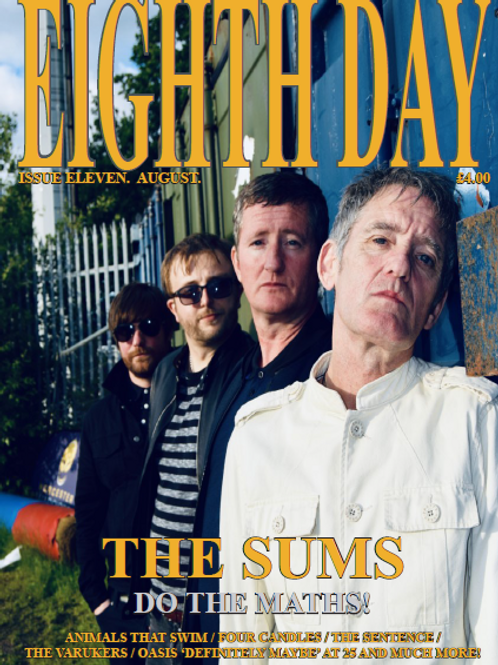 Eighth Day Magazine Issue Eleven (Physical)