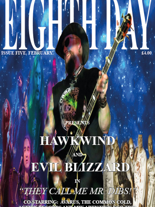 Eighth Day Magazine - Issue Five (Physical)