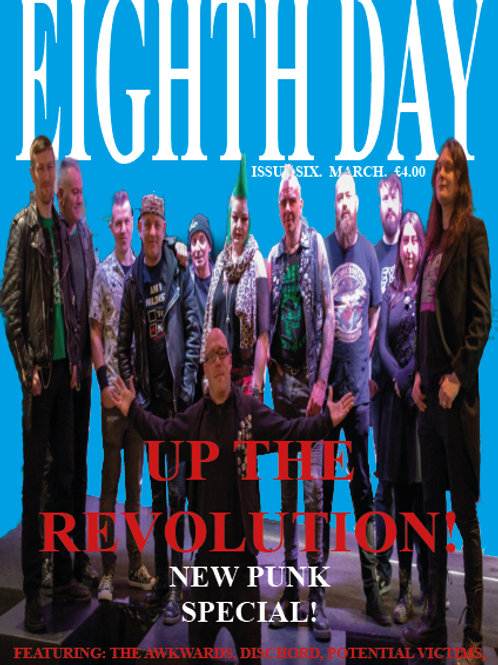 Eighth Day Magazine - Issue Six (Physical)