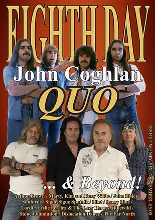 Eighth Day Magazine Issue Twenty-six cov