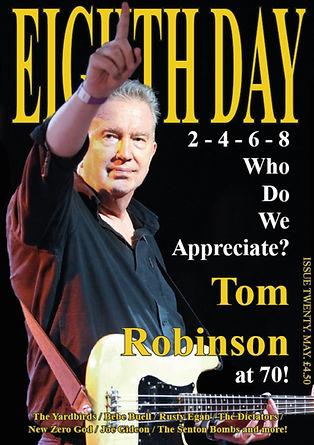 Eighth Day Magazine Issue Twenty Cover.j