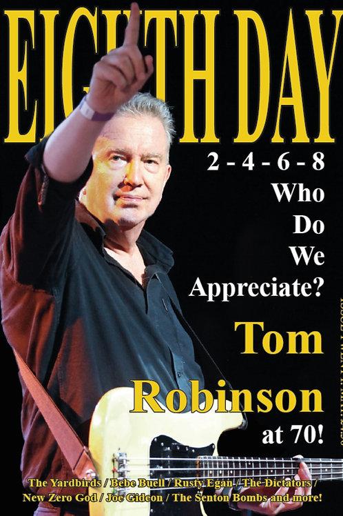 Eighth Day Magazine Issue Twenty (Physical).
