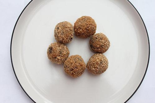 Arancini Porcini e Tartufo/ Truffle & Porcini Arancini 6 Pieces