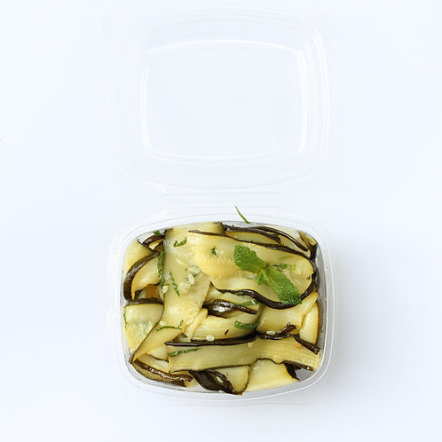 ZUCCHINE MARINATE - Marinated Courgettes  200g