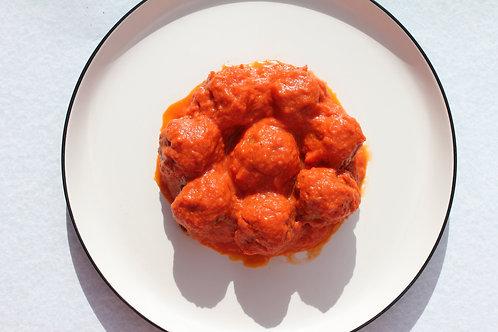 Polpette Al Sugo/ Lamb Meatballs