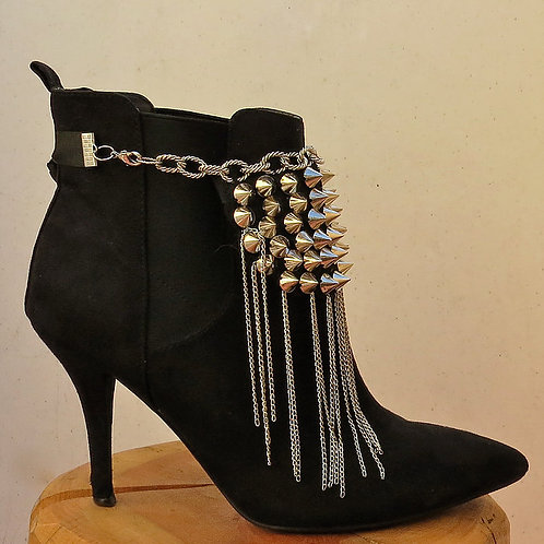 Studs and Chains Accents Multi-Wear
