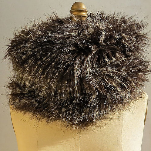 HaLo Speckled Faux Fur