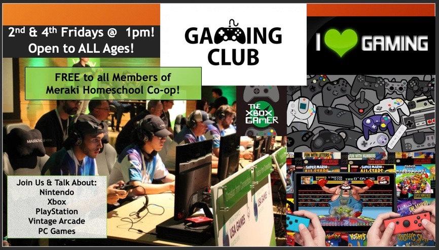 Gaming Club!