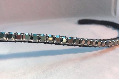 bling crystal browband Preciosa