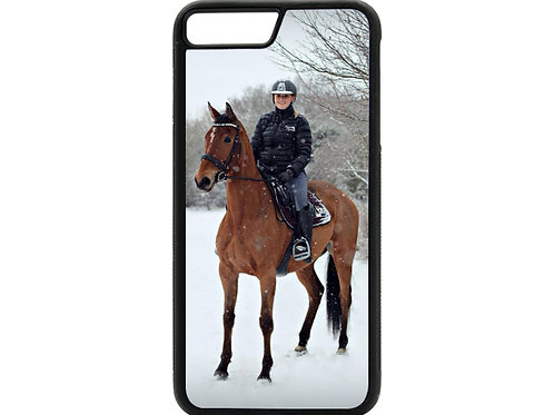 Personalised Silicon Rubber Photo Phone Case