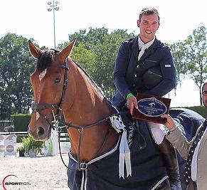 Elegant Equines sponsored riders