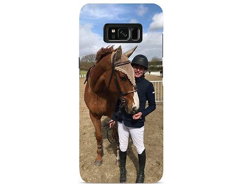 Personalised Snap On Photo Phone Case