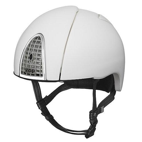 KEP - Cromo Jockey White With Chrome Frame
