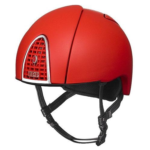 KEP - Cromo Jockey Red With Chrome Frame