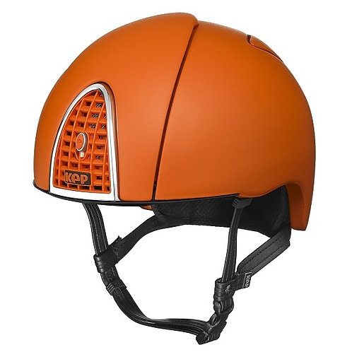 KEP - Cromo Jockey Orange With Chrome Frame